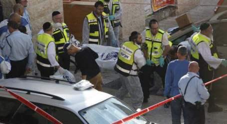 ATTACK ON SYNAGOGUE KILLS 4 ISRAELIS IN WEST AL-QUDS