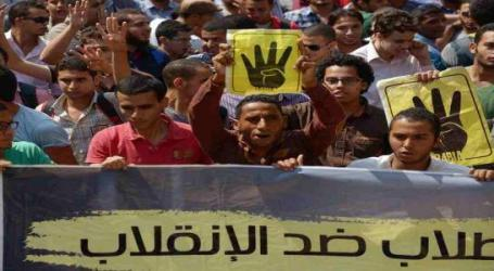SAC: EGYPT FORCES TORTURE TO DEATH UNIVERSITY STUDENT