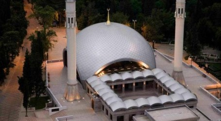 MOSQUE DESIGNED BY WOMEN IN TURKEY GAINS INTERNATIONAL ACCLAIM