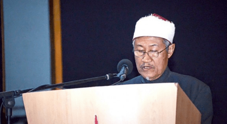 STATE MUFTI TELLS WHY BRUNEI ENFORCED SHARIA LAW