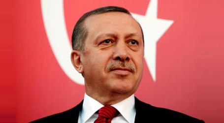 ERDOGAN CONDEMNS US 'IMPERTINENCE' ON SYRIAN CRISIS
