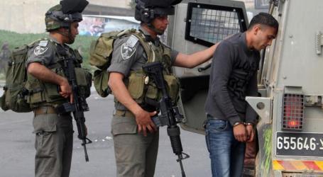 ISRAELI FORCES DETAIN 9 IN MAJOR RAID ON RAMALLAH