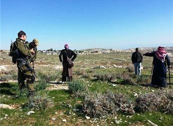 PALESTINIAN OWNERS ACCESS BETHLEHEM FARM AFTER 15-YEAR ISRAELI BAN