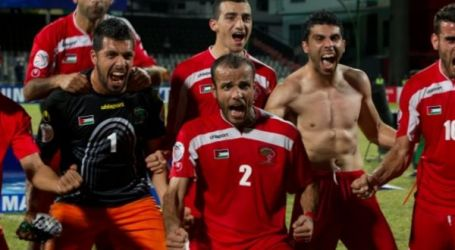 PALESTINE FOOTBALL TEAM THE BEST IN ASIA FOR 2014