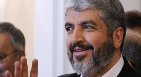MISHAAL: ALL OPTION ARE OPEN TO BREAK GAZA SIEGE