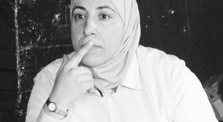 SAMAH JABR: THE 'INVISIBLE DAMAGE' OF LIFE UNDER THE OCCUPATION