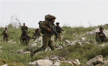 ISRAELI FORCES SHOOT 2 PALESTINIAN YOUTHS WITH LIVE FIRE IN BURIN