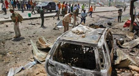 SEPARATE BOMBINGS KILL TWO CIVILIANS IN NORTHERN SOMALIA