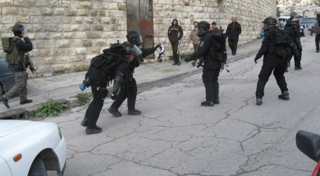 ZIONIST SETTLERS BREAK INTO SECONDARY SCHOOL IN OCCUPIED JERUSALEM