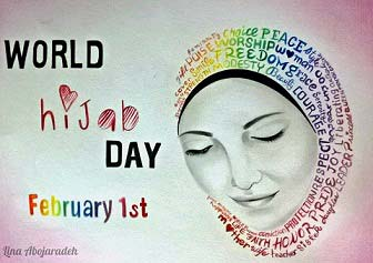 WORLD HIJAB DAY: SUPPORT MUSLIMS' RIGHTS