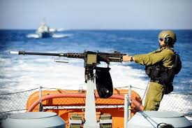 ISRAELI OCCUPATION NAVY VESSELS OPEN FIRE AT PALESTINIAN FISHING BOATS