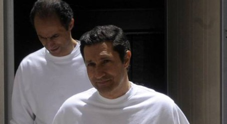 MUBARAK SONS RELEASED FROM PRISON