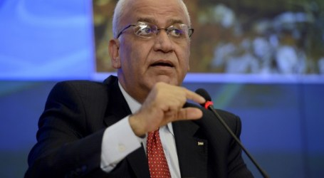 Erekat: Trump's Statement On Jerusalem Shows Disregard To International Law