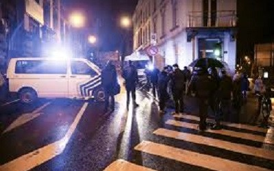 DEATHS IN BELGIUM 'ANTI-TERROR RAID'