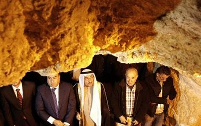 PALESTINIANS FURIOUS ABOUT ARABS VISIT TO ALQUDS