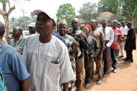 NIGERIAN MUSLIMS URGE PEACEFUL ELECTIONS