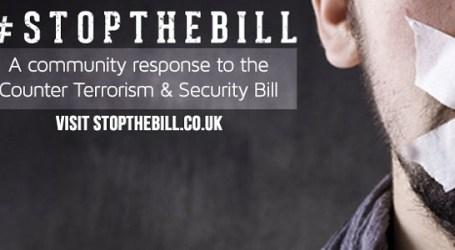 UK MUSLIMS CAMPAIGN AGAINST ANTI-TERROR BILL