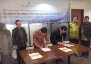 KOREA DEVELOPS HALAL PRODUCT BUSINESS ALONG WITH INDONESIA