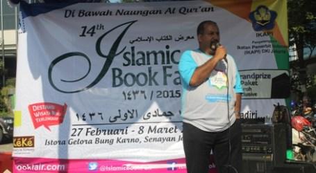 INDONESIA' IBF SPREADS DAKWAH THROUGH BOOK FESTIVAL