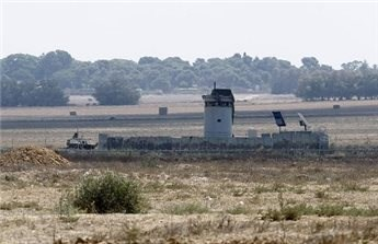 IOF OPENS FIRE ON DIFFERENT AREAS OF GAZA