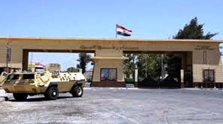 EGYPT TO ALLOW PASSAGE TO GAZA PILGRIMS 'SOON'
