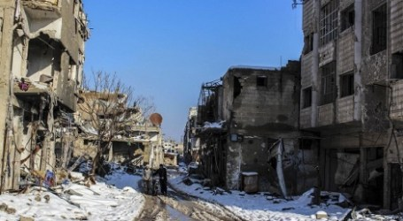 CHOLERA FEARED IN SYRIA DUE TO DIRTY WATER, WHO WARNS