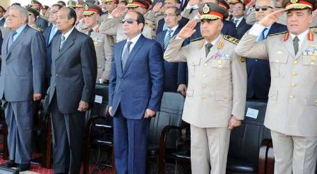 LEAKED RECORDING REVEALS THAT AL-SISI DESPISES GULF STATES