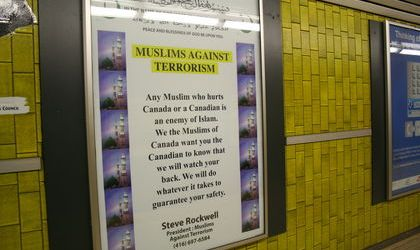 CANADA MUSLIMS CAMPAIGN AGAINST EXTREMISTS