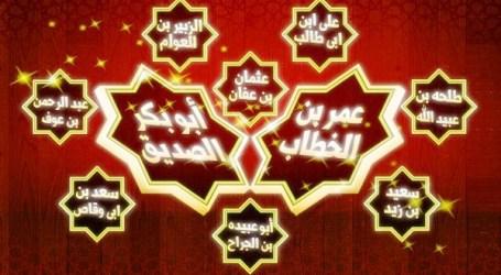 THE TEN PROMISED PARADISE (ASHARA MUBASHARA)