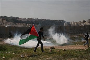 11 INJURED, 3 DETAINED AS ISRAELI FORCES ATTACK NABI SALEH PROTEST