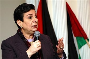 Ashrawi Calls on Austria to Admit Palestinian State
