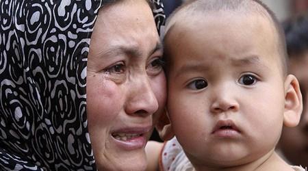 UN OFFICIAL CRITICIZES UIGHUR MUSLIMS ABUSE