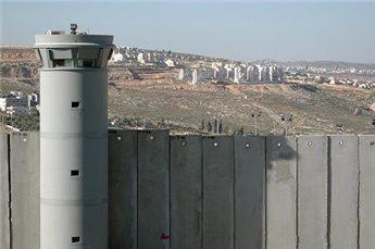 ISRAEL PREVENTS EX-PRISONER FROM ENTERING WEST BANK