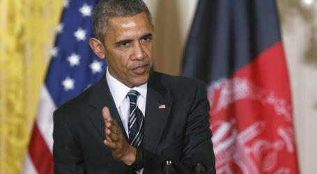 OBAMA SEES DIM PEACE SOLUTION IN PALESTINE