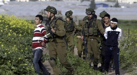 ISRAELI FORCES ARRESTED 285 PALESTINIANS IN FEBRUARY: REPORT