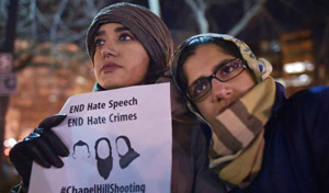 WE FEEL SAFE: OREGON MUSLIM STUDENTS