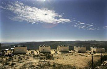 OFFICIAL: SETTLERS ESTABLISH 8 MOBILE HOMES IN NABLUS AREA