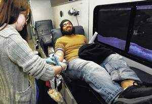 PENNSYLVANIA MUSLIMS DONATE BLOOD