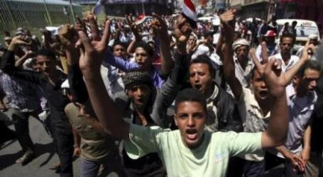 ONE KILLED, 10 WOUNDED BY HOUTHI GUNFIRE IN TAIZ