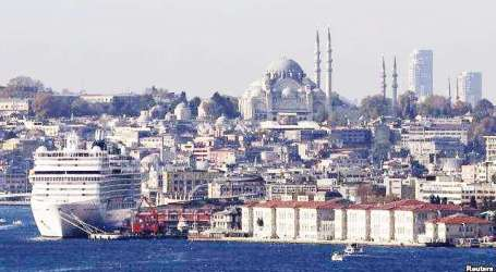 TURKEY LAUNCHES INTERNATIONAL MOSQUE-BUILDING PROGRAM