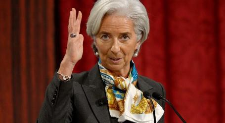 IMF CHIEF HAILS EGYPT ECONOMIC REFORMS