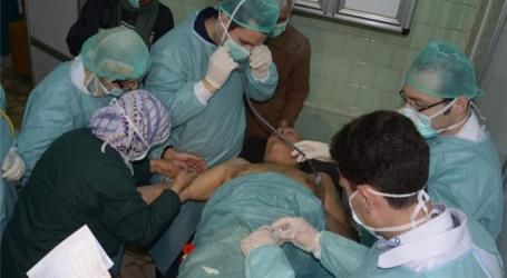 MORE THAN 600 MEDICAL WORKERS KILLED IN SYRIA