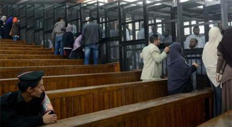SCORES OF BROTHERHOOD MEMBERS ARRESTED IN EGYPT