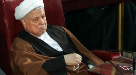 IRAN'S RAFSANJANI CONDEMNS SAUDI-LED AIRSTRIKES IN YEMEN