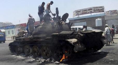 FIGHTING GRIPS ADEN AS HOUTHIS CONTINUE TO PUSH SOUTH