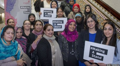 CARDIFF'S MUSLIM WOMEN MAKE A STAND ON EXTREMISM