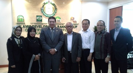 IDB TO FUND CONSTRUCTIONS IN BENGKULU