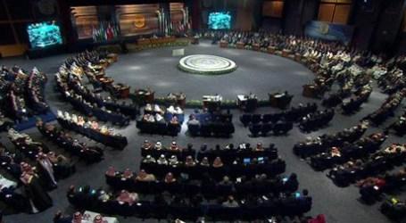 ARAB STATES SEE A MONTH OF YEMEN STRIKES