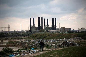 GAZA RETURNS TO 8-HOUR ELECTRICITY SCHEDULE