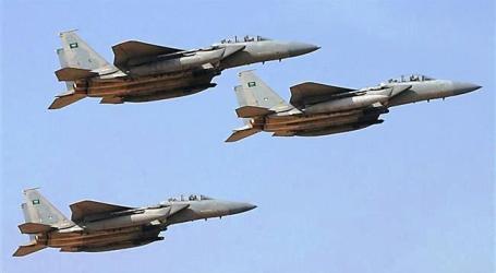SAUDI AIR STRIKES TARGET AID CONVOY IN YEMEN, KILL THREE PEOPLE